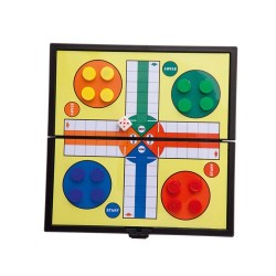 "JUEGO MAGNETICO ""PARCHIS"""